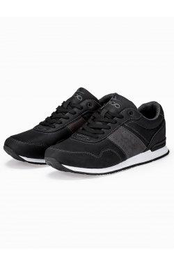 Men's trainers T259 - black