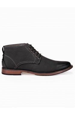 Ботинки мужские B262 - Серый