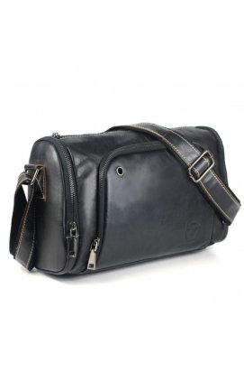 Кожаная сумка бочонок Bull T1388
