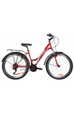 """Велосипед 26"""" Formula OMEGA 2019 (белый)"""