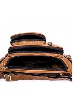Кожаная сумка на пояс BEXHILL Bx8336C