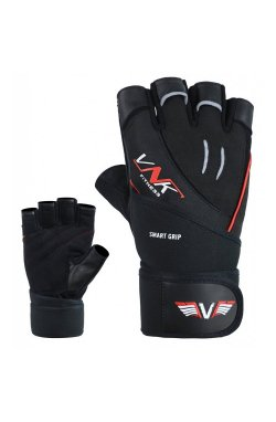 Перчатки для фитнеса VNK Power Black S