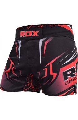 Шорты MMA RDX R8 Red M