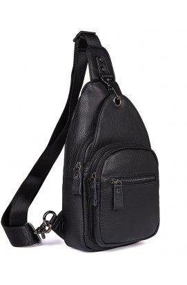 Кожаный рюкзак Tiding Bag 8509A
