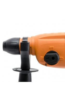 Перфоратор 850 Вт, 3 режима, 0-1100 об/мин, 0-5100 уд/мин INTERTOOL WT-0154