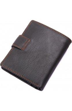 Кошелек мужской Vintage 14497 Черный, Черный