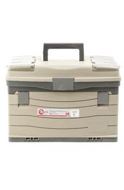 """Многофункциональный органайзер пластиковый для метизов, 17"""", 435x235x300 мм"""