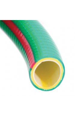 """Шланг для воды 4-х слойный 3/4"""", 10 м, армированный, PVC INTERTOOL GE-4121"""