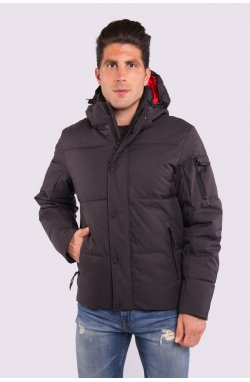 Куртка 70290-AV Темно-серый