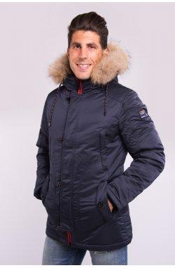 Куртка 70317-AV Темно-синий