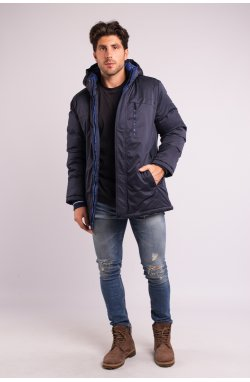 Куртка 70319-AV Темно-синий