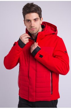 Куртка лыжная 70283-AV Бордо