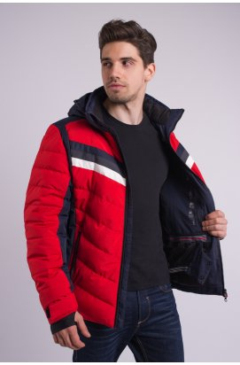 Куртка лыжная 70285-AV Красный