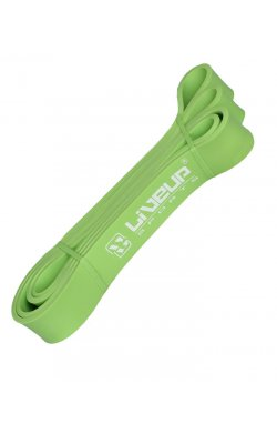Эспандер-петля LiveUp LATEX LOOP, сопротивление среднее, 208 см, LS3650-2080Mg