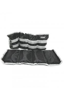Утяжелитель запястье/щиколотка LiveUp WRIST/ANKLE WEIGHT, 2x3 кг, LS3011-3
