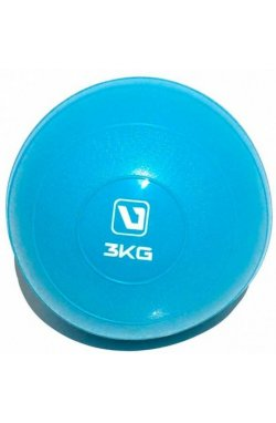 Медбол мягкий набивной LiveUp SOFT WEIGHT BALL, 3 кг, LS3003-3