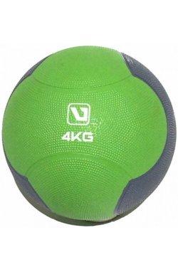 Медбол твердый LiveUp MEDICINE BALL, 4 кг, LS3006F-4