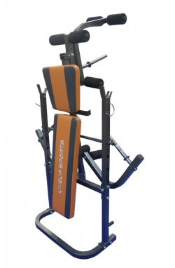 Скамья для жима LiveUp FITNESS WEIGHT BENCH LS1101