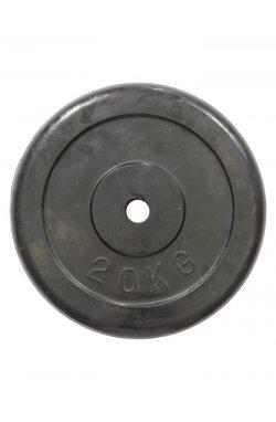 R-20 | Диск обрезиненный 20 кг