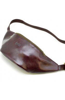 Напоясная сумка из натуральной кожи GM-3036-4lx бренда TARWA