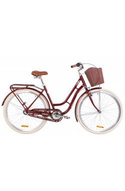 "Велосипед 28"" Dorozhnik CORAL PH 2019 (рубиновый)"