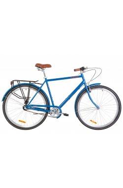 """Велосипед 28"""" Dorozhnik COMFORT MALE PH 2019 (синий)"""
