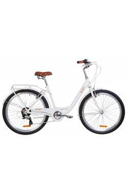"""Велосипед 26"""" Dorozhnik RUBY 2019 (белый)"""