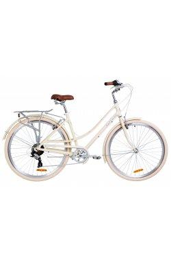 "Велосипед 28"" Dorozhnik SAPPHIRE 2019 (бежевый)"