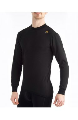 Термофутболка Aclima HotWool 230 gr Crew Neck Unisex Black L