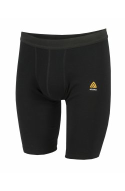 Шорты муж. Aclima WarmWool Long Shorts Man Black S