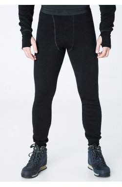 Штаны Aclima HotWool 400 gr Longs Unisex Black XL