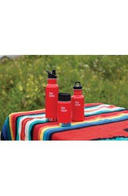 Фляга Klean Kanteen Classic Sport Cap Mineral Red 532 ml