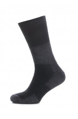 Треккинговые водоотталкивающие носки Accapi Trekking Merino Hydro-R Short 999 black 34-36