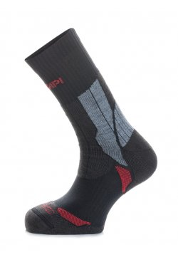 Треккинговые носки Accapi Trekking Bioceramic 999 black 37-39