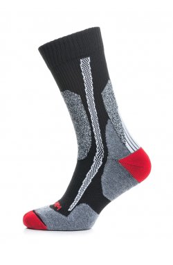 Треккинговые носки Accapi Trekking Endurance Short 999 black 37-39