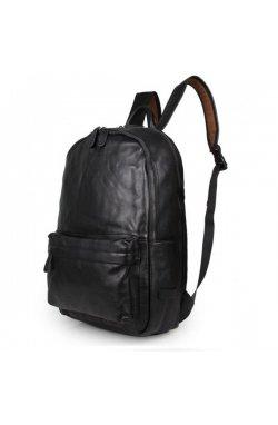 Рюкзак кожаный TIDING BAG 7273A