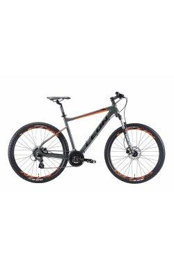 "Велосипед 27.5"" Leon XC 80 HDD 2019 (красно-оранжевый)"