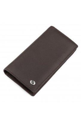 Мужской купюрник ST Leather 18368 (ST148) функциональный