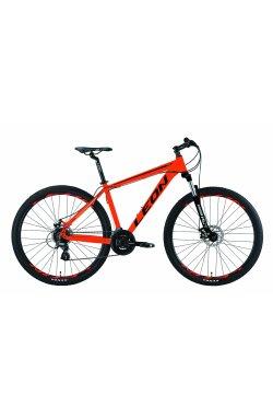 """Велосипед 29"""" Leon TN 90 DD 2019 (оранжевый )"""