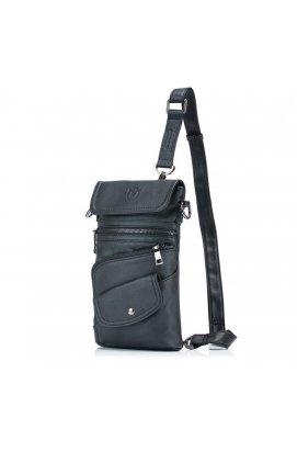 Сумка-рюкзак кожаная мужская T0102 Bull