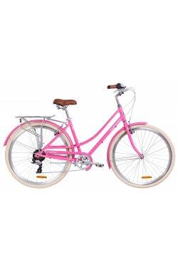 """Велосипед 28"""" Dorozhnik SAPPHIRE 2019 (сакура)"""