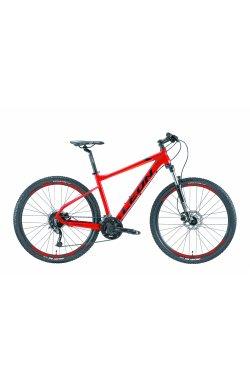 "Велосипед 27.5"" Leon XC 70 HDD 2019 (красно-оранжевый)"