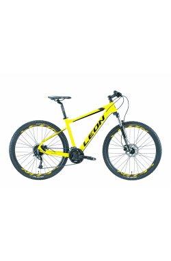 "Велосипед 27.5"" Leon XC 70 HDD 2019 (желтый)"