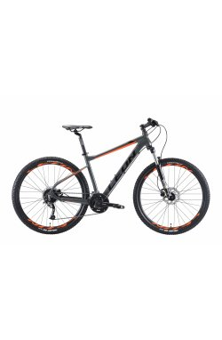 "Велосипед 27.5"" Leon XC 70 HDD 2019 (серо-оранжевый (м))"