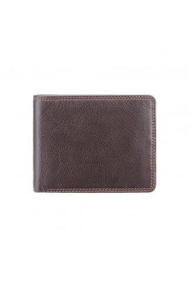 Кошелек мужской Visconti HT7 Stamford c RFID (Chocolate) - натуральная кожа, коричневый