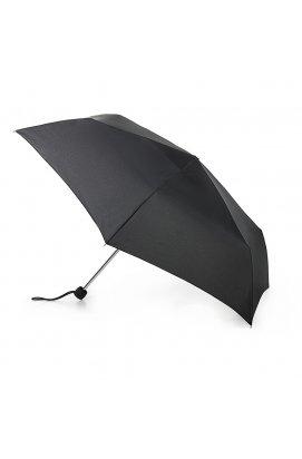 Зонт унисекс Fulton Superslim-1 L552 Black (Черный)
