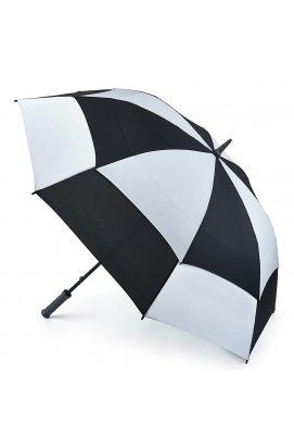 Парасолька-гольфери Fulton Stormshield S669 Black White (Чорно-Білий)