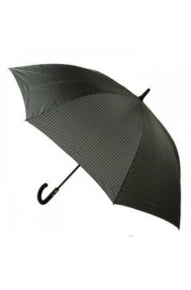 Зонт мужской Fulton Knightsbridge-2 G451 Black Steel (Черный с серым)