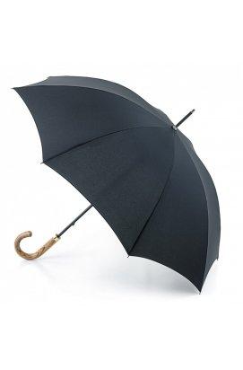 Зонт чоловічий Fulton Commissioner G807 Black (Чорний)