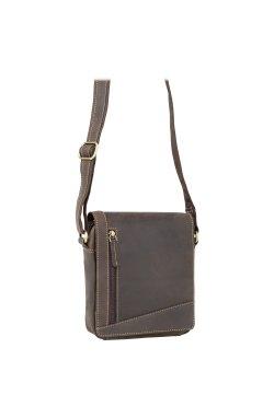 Сумка мужская Visconti S7 Messenger Bag A5 (Oil Brown)